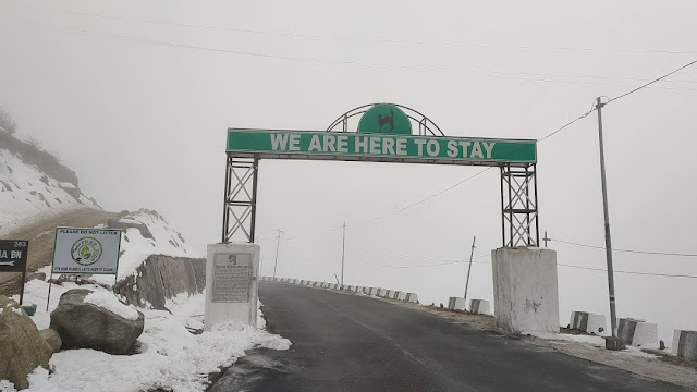Nathu-La Border, नाथु-ला दर्रा, नाथु-ला बॉर्डर
