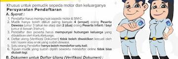 Cara Daftar Mudik Gratis 2018 dari Jasa Raharja Jawa Timur