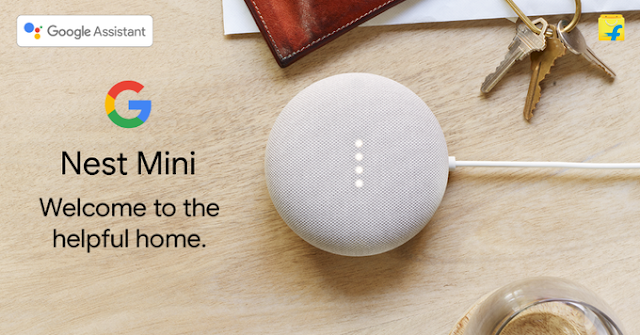 Google Nest Mini smart speaker now available in India at Rs. 4,499