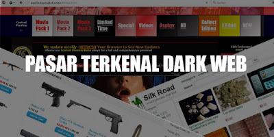 Cara Mengakses Dark Web Serta Penjelasan Tentang Dark Web