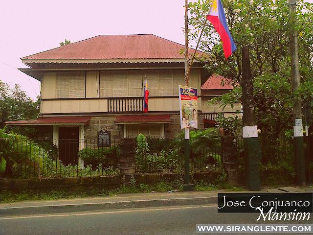 Jose Cojuanco Mansion
