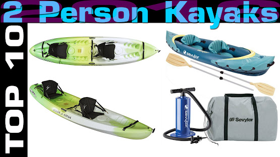 Top 10 Review Products-The Best 2 Person Kayaks 2016