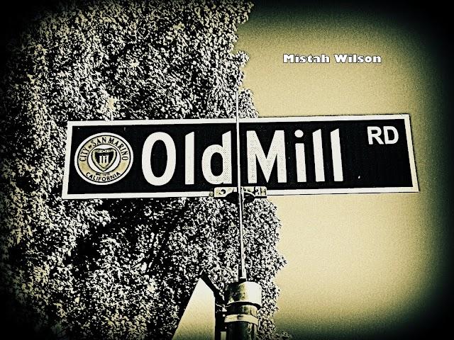 Old Mill Road, San Marino, California by Mistah Wilson