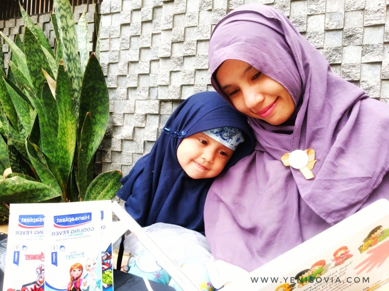 8 Langkah Pertolongan Pertama ketika Anak Demam #GakPakeDrama