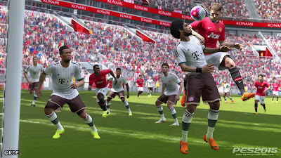 Download PES 2015 Game For PC