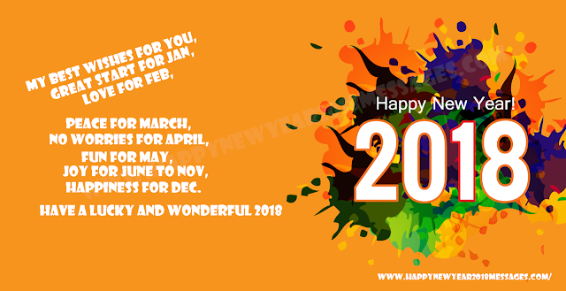 New Year 2018 Quotes