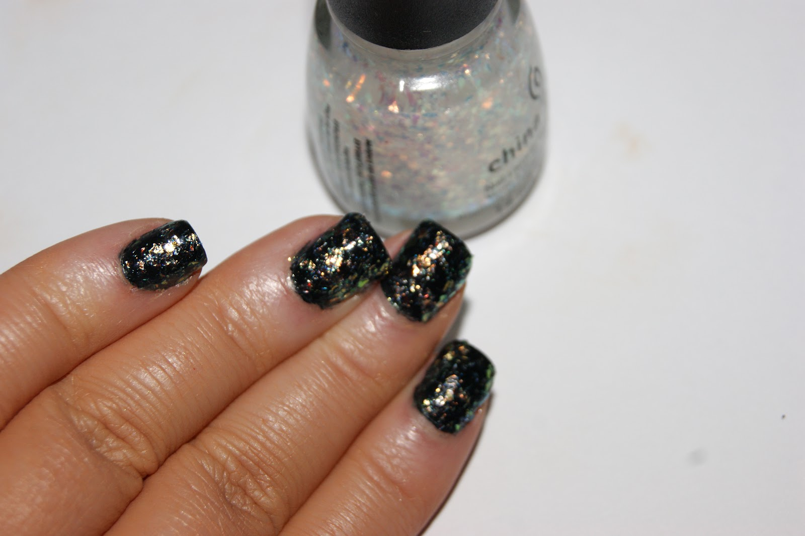 China Glaze Luxe and Lush - Review   The Sunday Girl