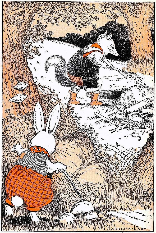 a Harrison Cady illustration