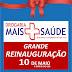 Grande reinauguração da Drogaria Mais Saúde, em Mairi-BA