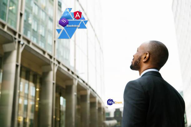 Qu'elle est la différence entre Bootstrap et Angular ? WEBGRAM, meilleure entreprise / société / agence  informatique basée à Dakar-Sénégal, leader en Afrique, ingénierie logicielle, développement de logiciels, systèmes informatiques, systèmes d'informations, développement d'applications web et mobiles