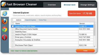 Fast Browser Cleaner 2019 with License Serial Key