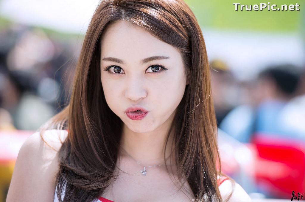 Image Korean Model - Ju Da Ha - Racing Queen Super Race Round 1 - TruePic.net - Picture-7