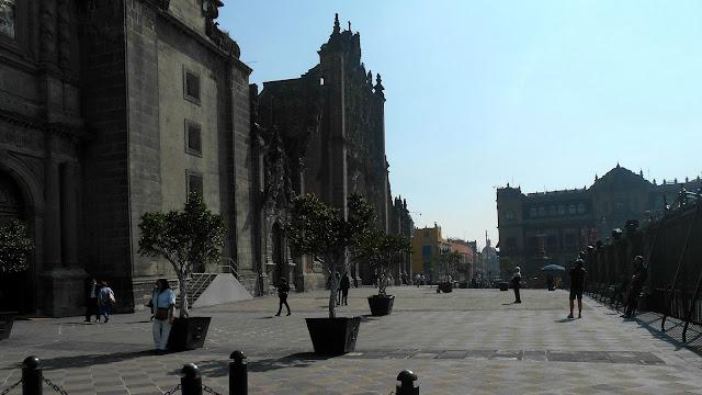 Mexico City - Distrito Federal (DF)