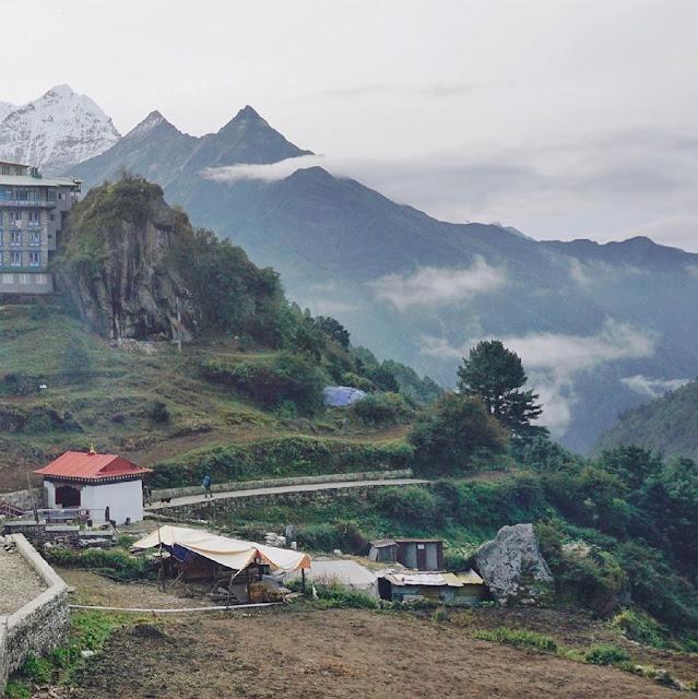 Desa Butuh Nepal Van Java