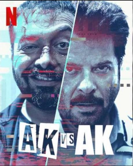 AK vs AK (2020) Hindi Movie 720p HDRip