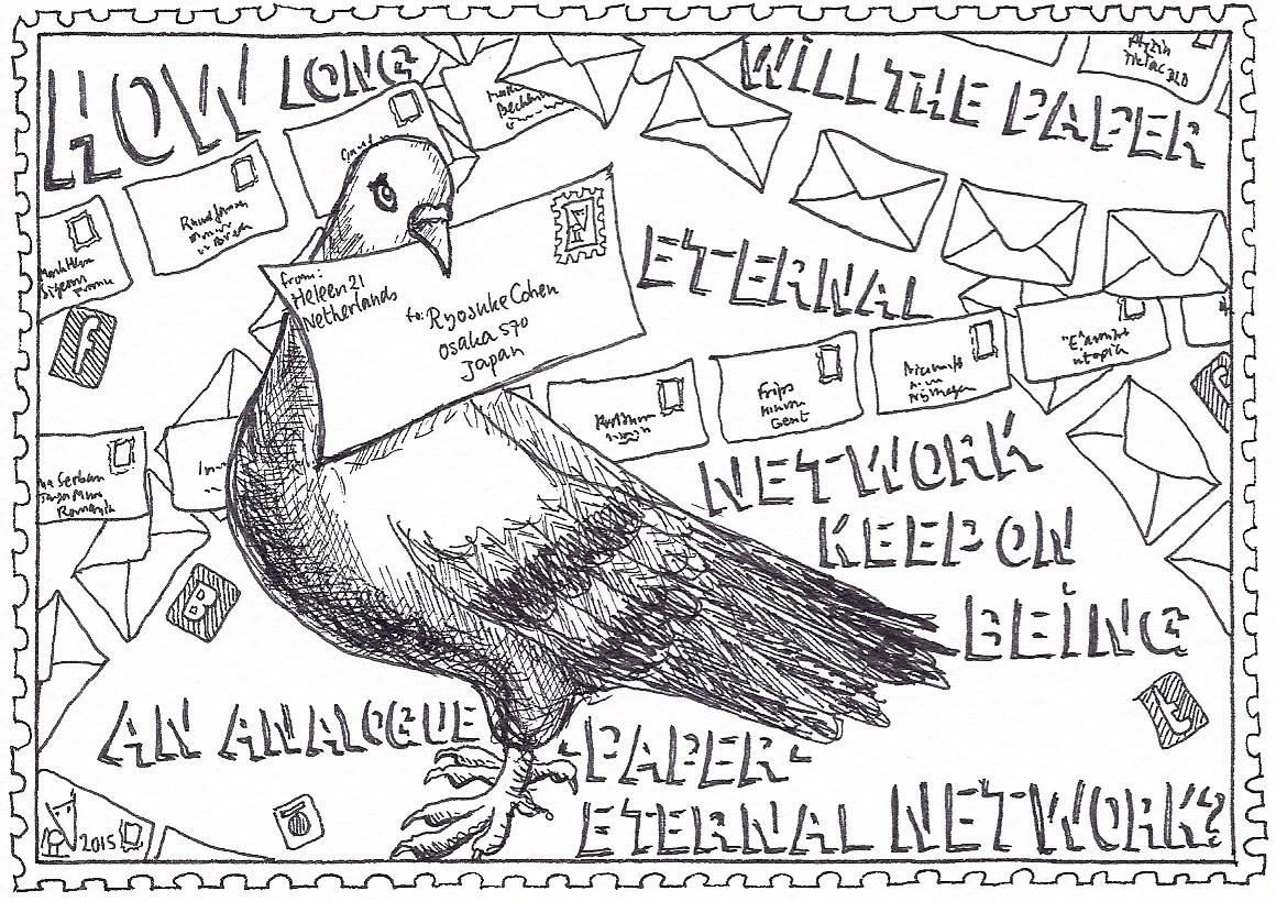 Heleen21 Mail Art