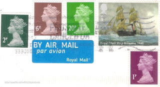 Stamps of United Kingdom