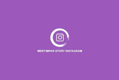 Menyipan story Instagram orang lain