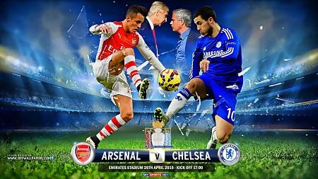 Assistir Arsenal x Chelsea ao vivo grátis em HD 06/08/2017