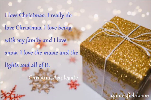 Christmas Quotes Love