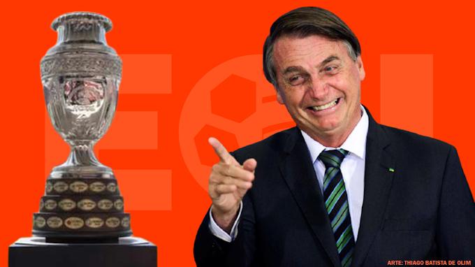 Um dia antes da abertura da Copa América no Brasil, Bolsonaro PASSARÁ POR Jundiaí