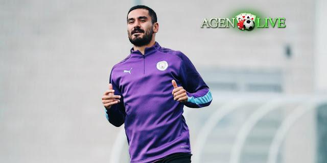 Manchester City Resmi Perpanjang Kontrak Ilkay Gundogan