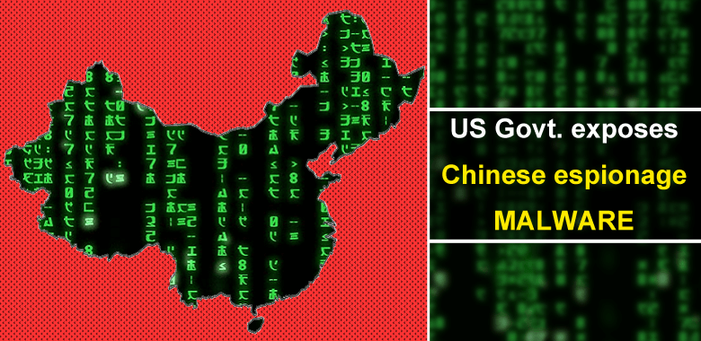 "US GOV Exposes Chinese Espionage Malware ""TAIDOOR"" Secretly Used To  For a Decade"