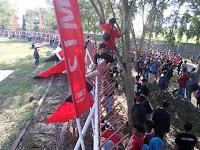 Persiga Tahan imbang Arema Indonesia 1-1