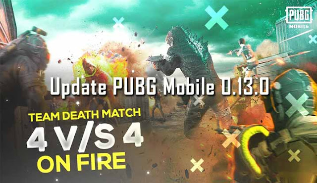 Pembahasan Tentang Mode Team Deathmatch PUBG Mobile 0.13.0: Pembahasan Tentang Mode Team Deathmatch