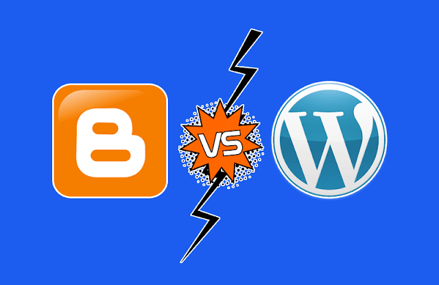 Blogger Vs. WordPress - Which One Is Better Platform For Blogging | Ultimate Comparision  0