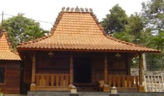 Rumah Joglo Jompongan