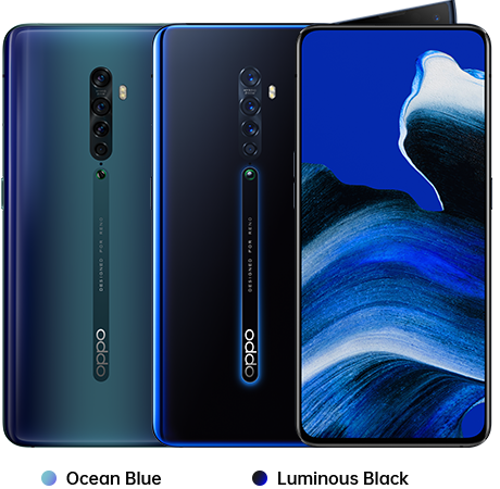 OPPO Reno2, Z, F Price and Specification