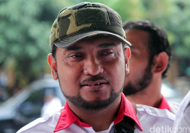 Jadi Calon Menhan, PA 212 Beri Target Prabowo Pulangkan Habib Rizieq
