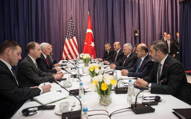 """Οι Τούρκοι ενημερώνουν για τα """"δικαιώματά"""" τους στο Αιγαίο: Συζητήσεις και με τους Αμερικανούς"""