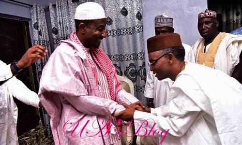 El-Rufai, Sanusi meet in Awe