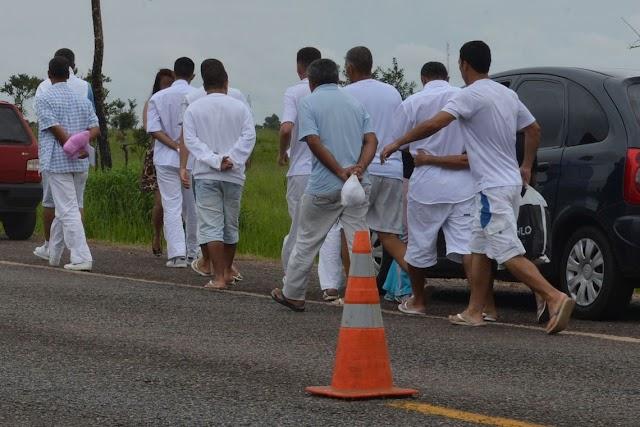 DF: Saidão de Natal beneficiará 1500 presos