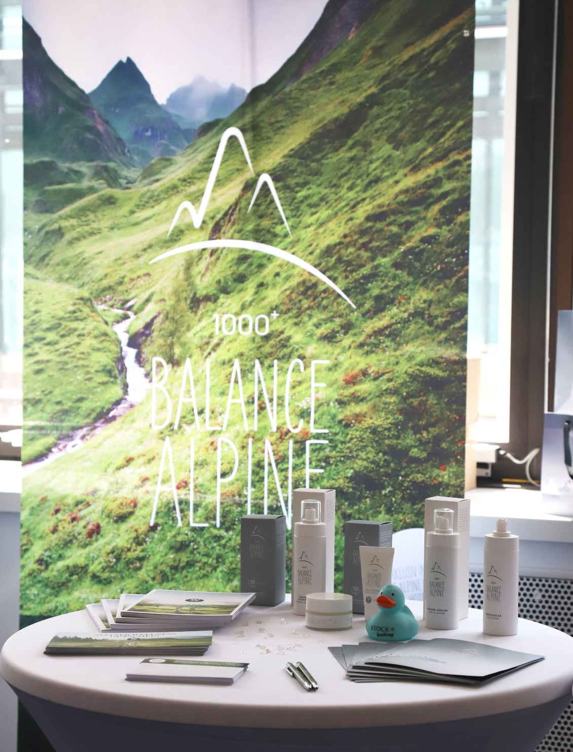 beautypress Blogger Event Mai 2019 Frankfurt Eventbericht - Balance Alpine 1000+