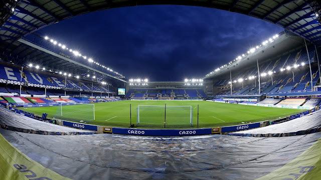 Goodson park on Everton VS Newcastle photo