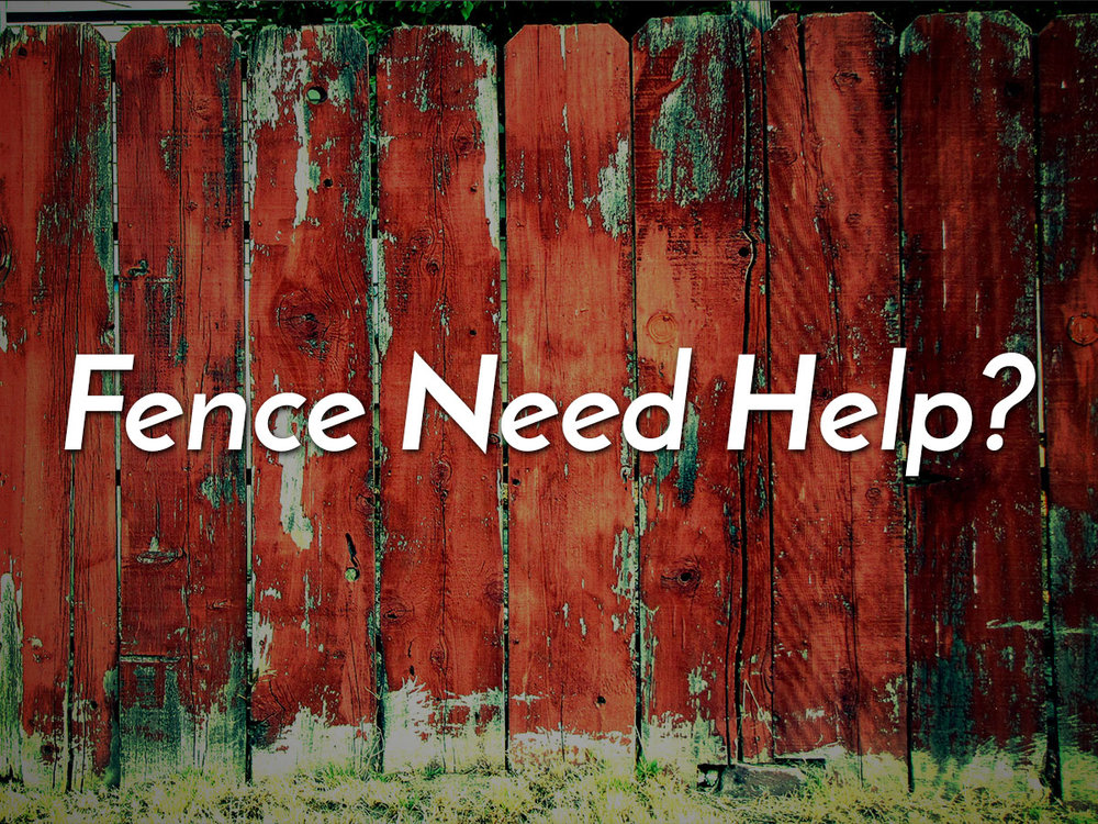 How-do-I-know-if-my-fence-needs-to-be-repaired-or-replaced?
