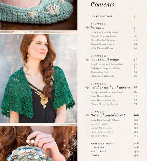 Surlalune Fairy Tales Blog Crafty Friday Crochet Ever After 18