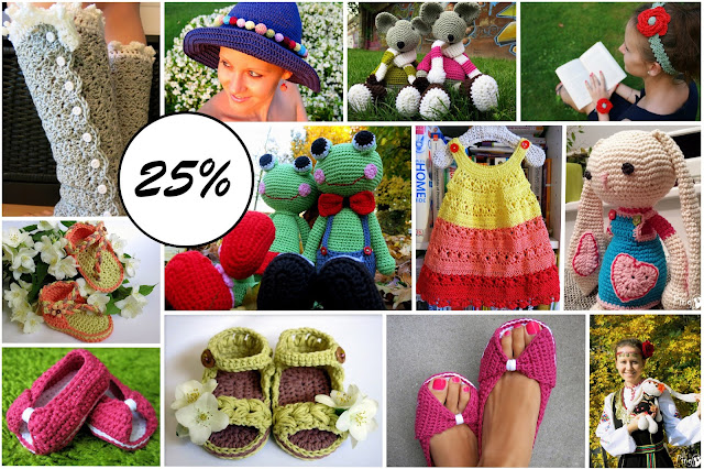 Crochet Patterns by Pingo - The Pink Penguin