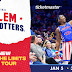 Harlem Globetrotters in Winnipeg January 5 at Bell MTS Place