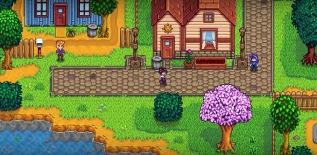 Game ini saya katakan masih sangat gres alasannya  Stardew Valley : Game Paling Mirip Dengan Harvest Moon