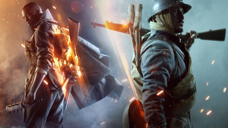 ea dice battlefield 1 wwi