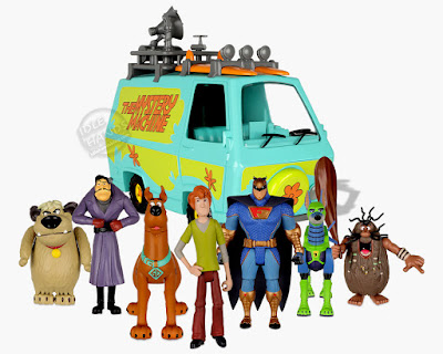 Basic Fun Scoob! Movie Toys