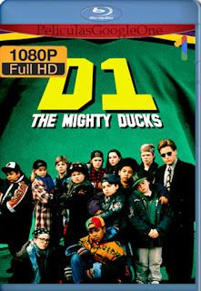 Los Campeones (The Mighty Ducks) (1992) [1080p BRrip] [Latino-Inglés] [LaPipiotaHD]