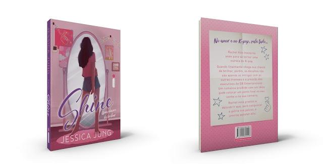 Shine: aberta a pré-venda do livro de Jessica Jung no Brasil