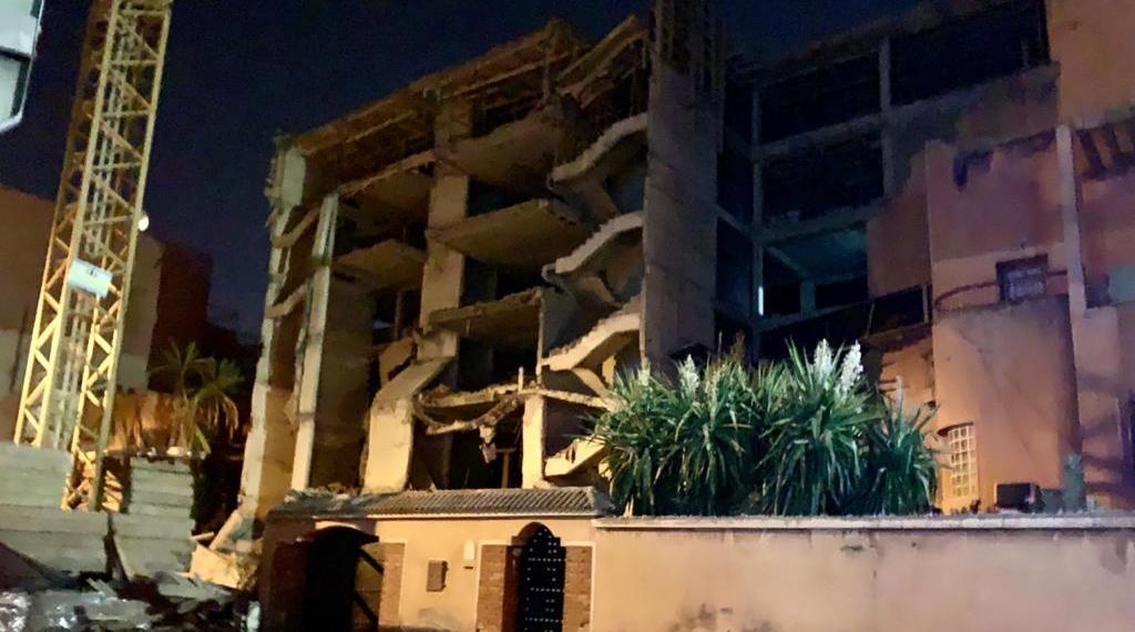حقوقيون يطالبون بفتح تحقيق في حادث انهيار عمارة بمراكش خلّف وفاة عاملين