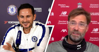 Chelsea boss Frank Lampard hits back at Klopp comment: Liverpool have spent a lot of money too!