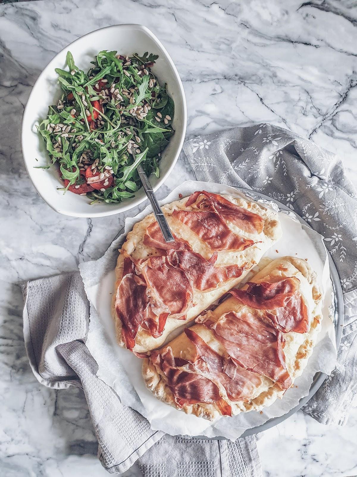 Rodzinne smaki czyli przepis na Calzone